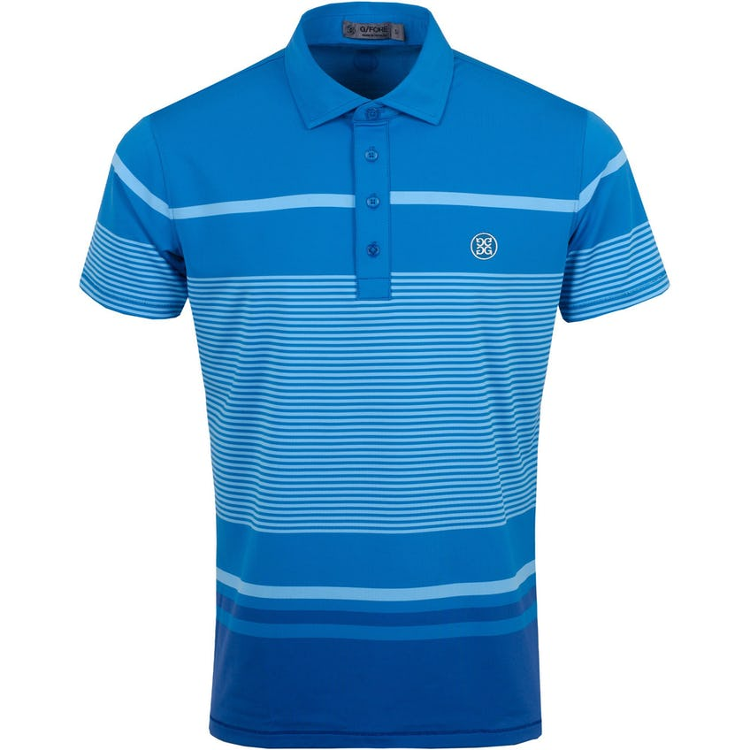 Sir Stripe Polo Shirt Mykonos - SS21