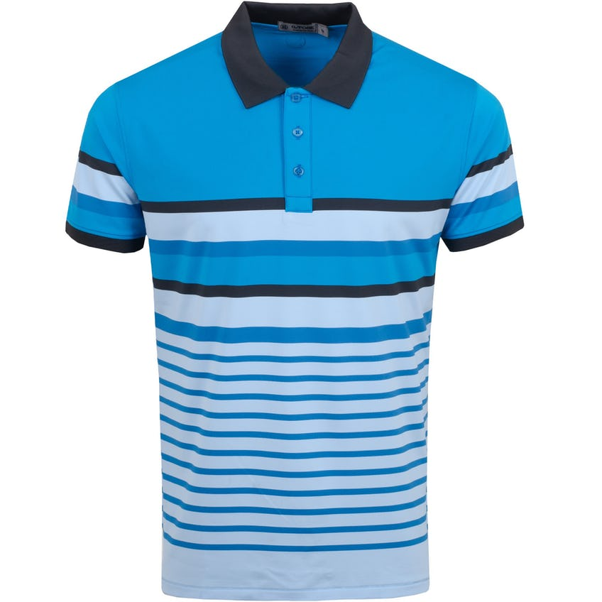 Variegated Stripe Polo Shirt Santorini - SS21