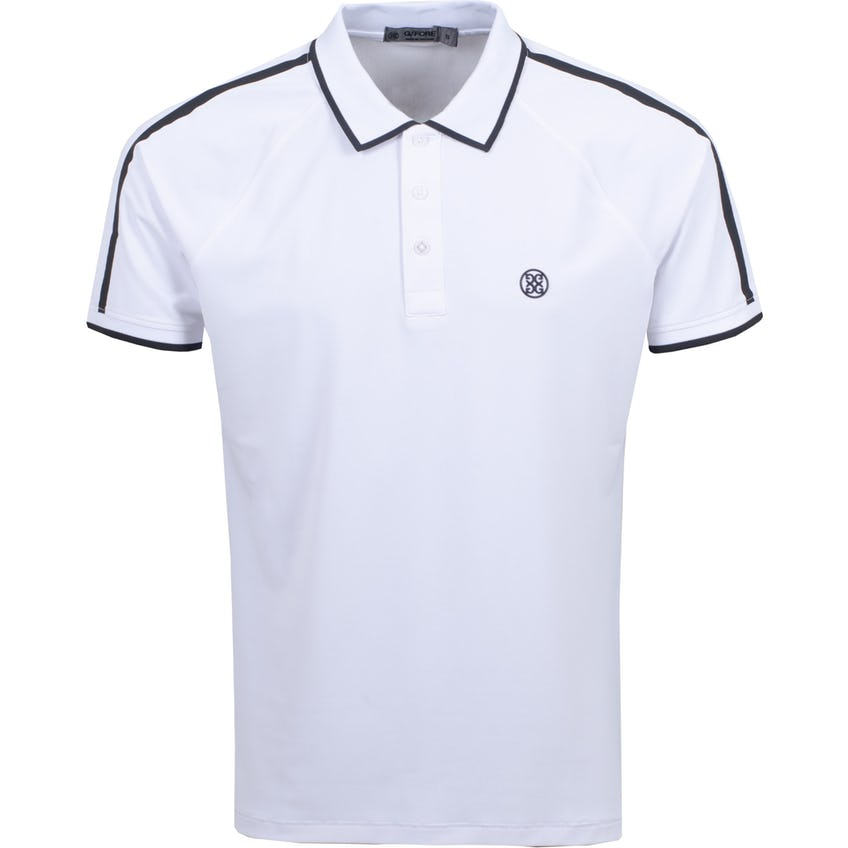 Sideline Raglan Polo Shirt Snow - SS21