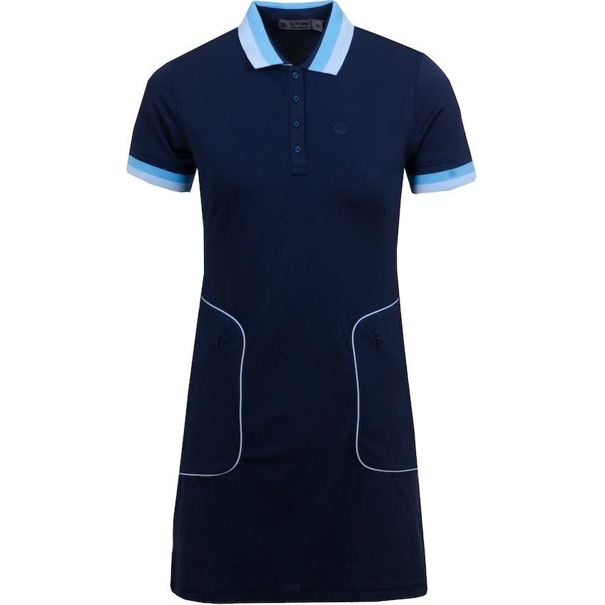 Womens Short Sleeve Polo Dress Twilight - SS21 0