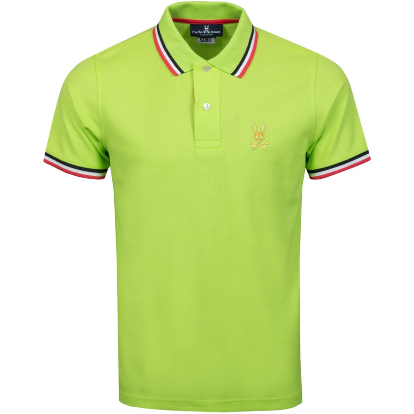 St. Barts Polo Shirt Lemon Ice - SS21