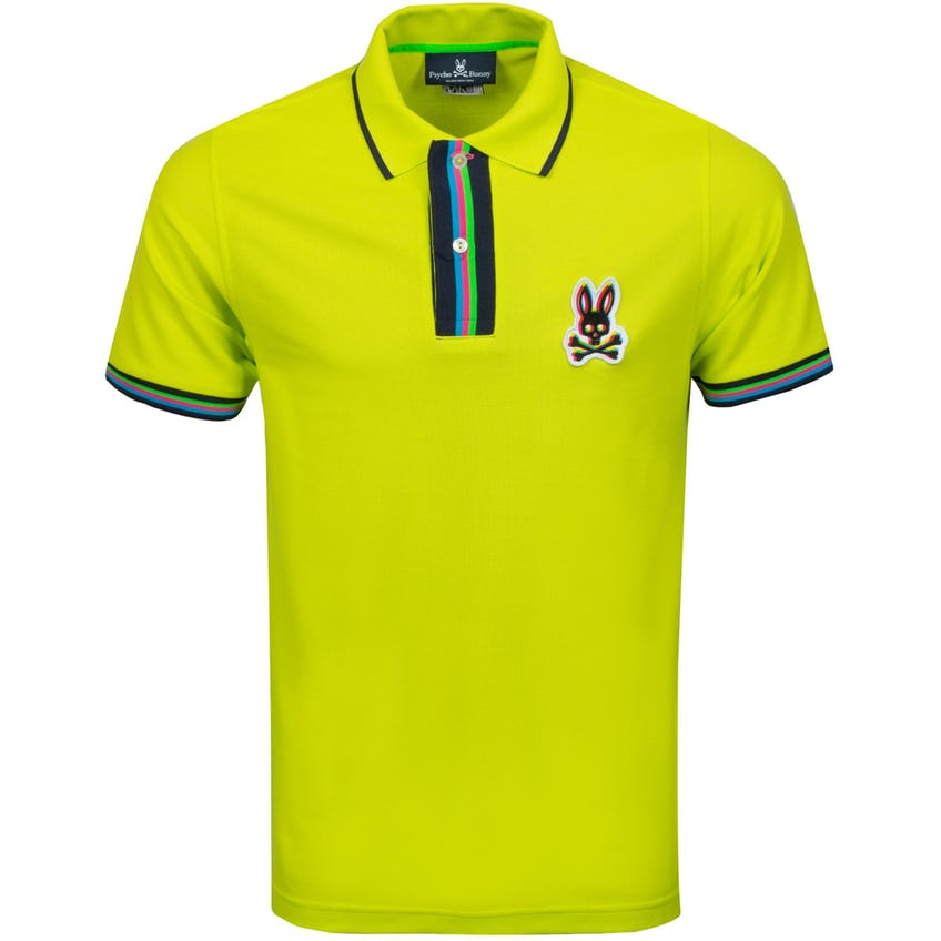 Holloway Polo Shirt Safety Yellow - SS21